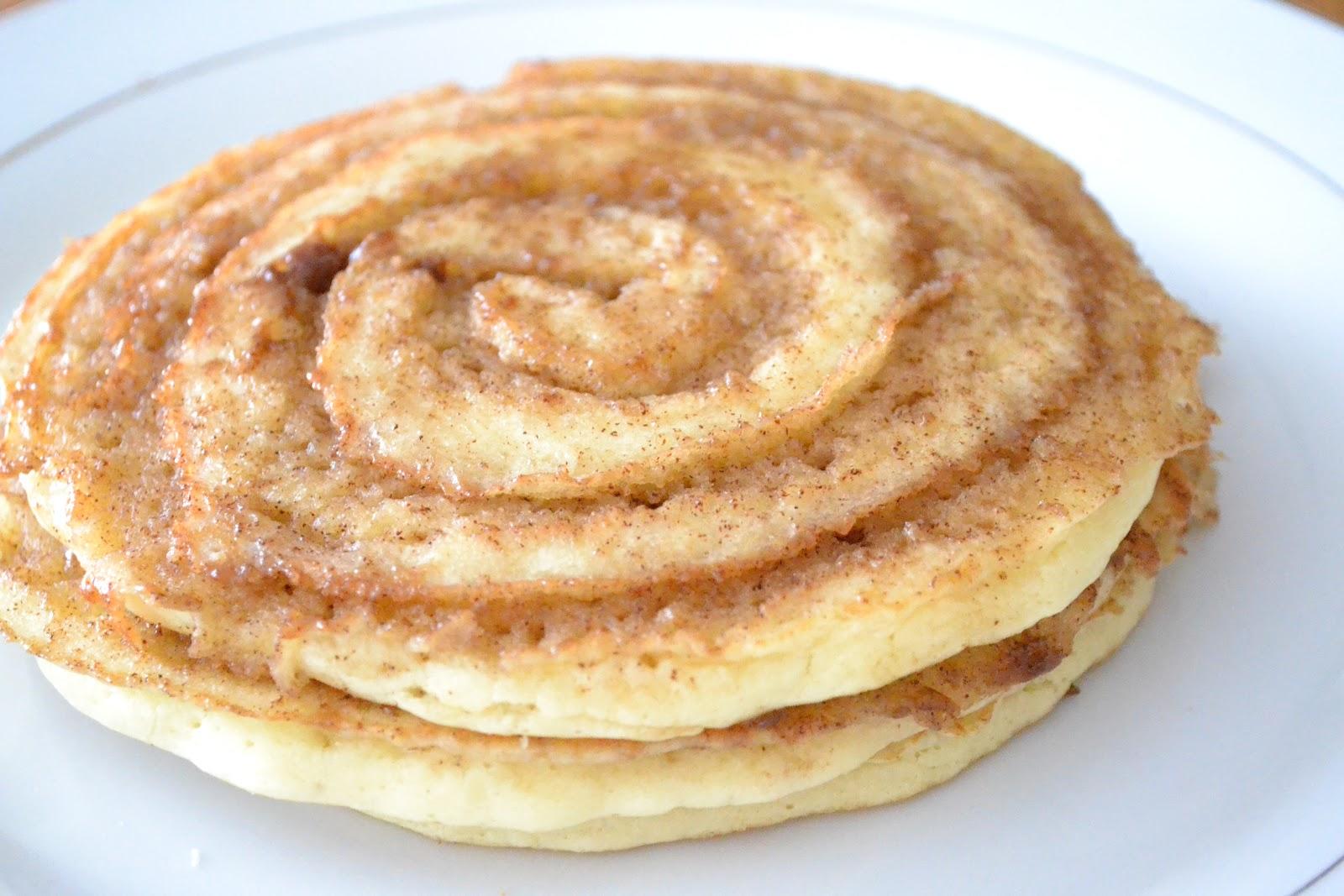 Cinnamon Roll Pancakes2
