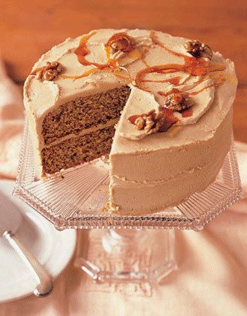 Maple Walnut Cake1